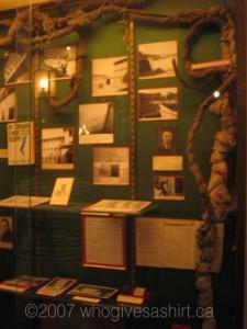 André Devigny exhibit
